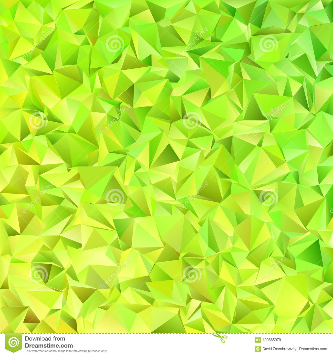 download lime green abstract chaotic triangle pattern background geometrical vector graphic design from triangle tiles