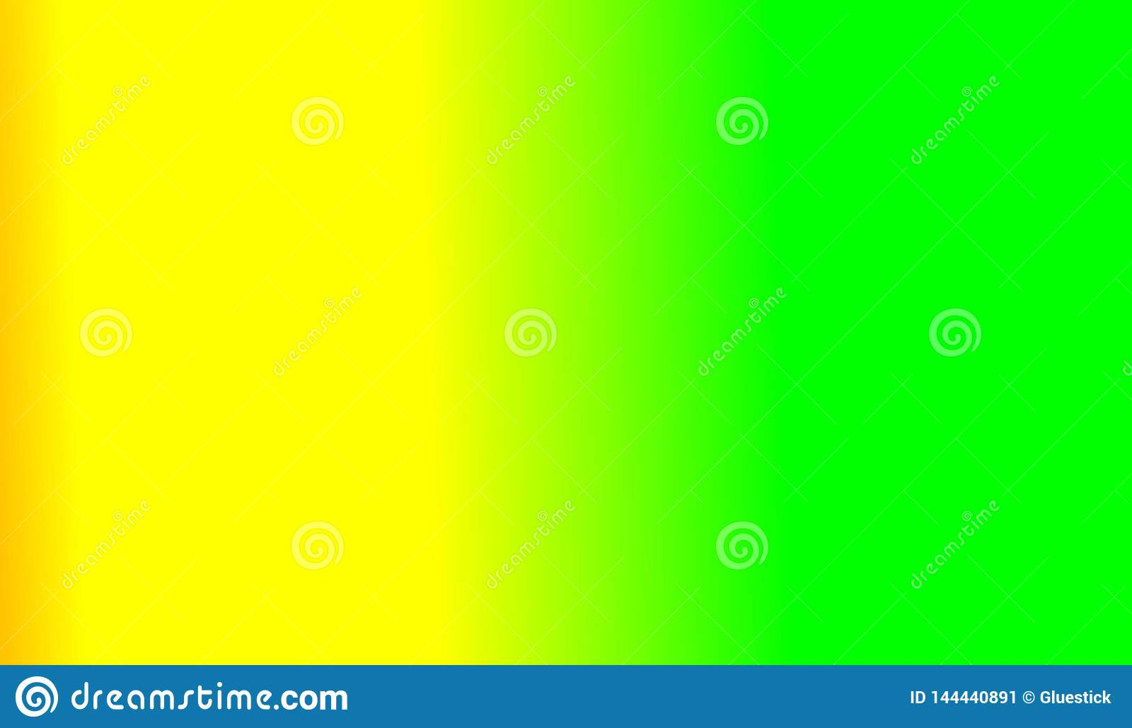 Lime Green Abstract Gradient Background Stock Illustration