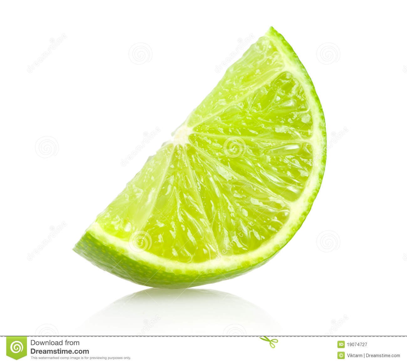 Lime Slice Royalty Free Stock Photography - Image: 19074727