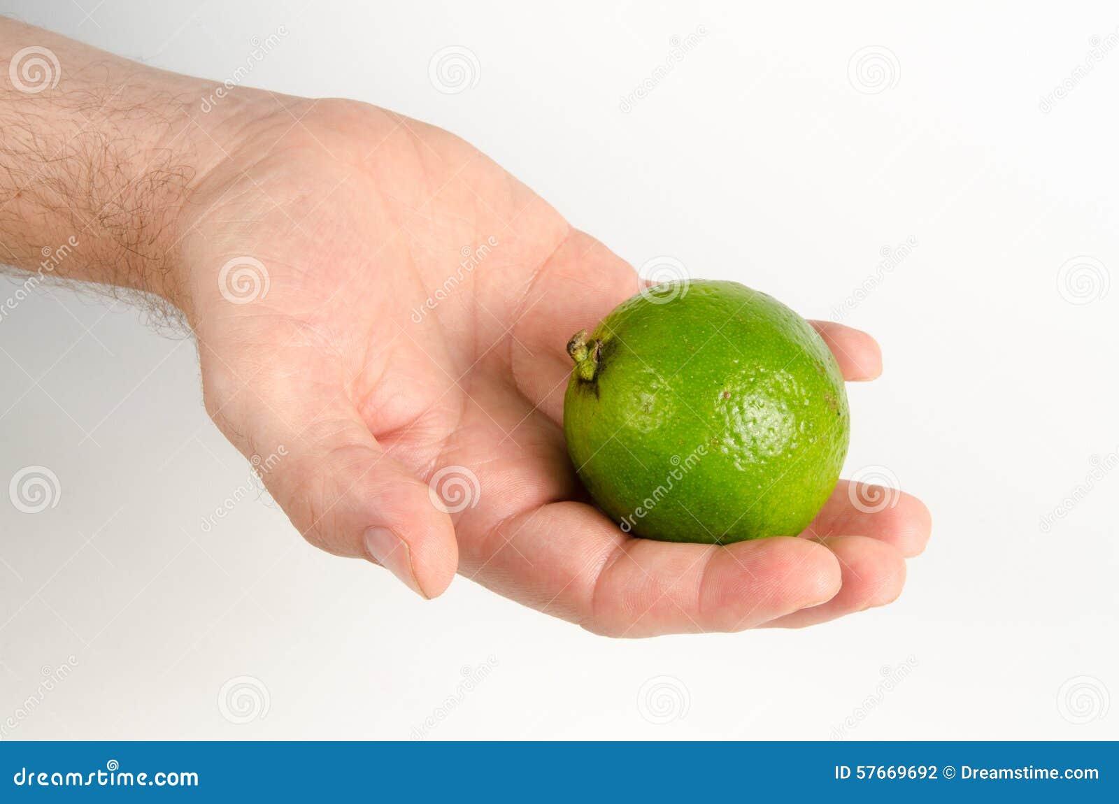 Limefruktfrukt