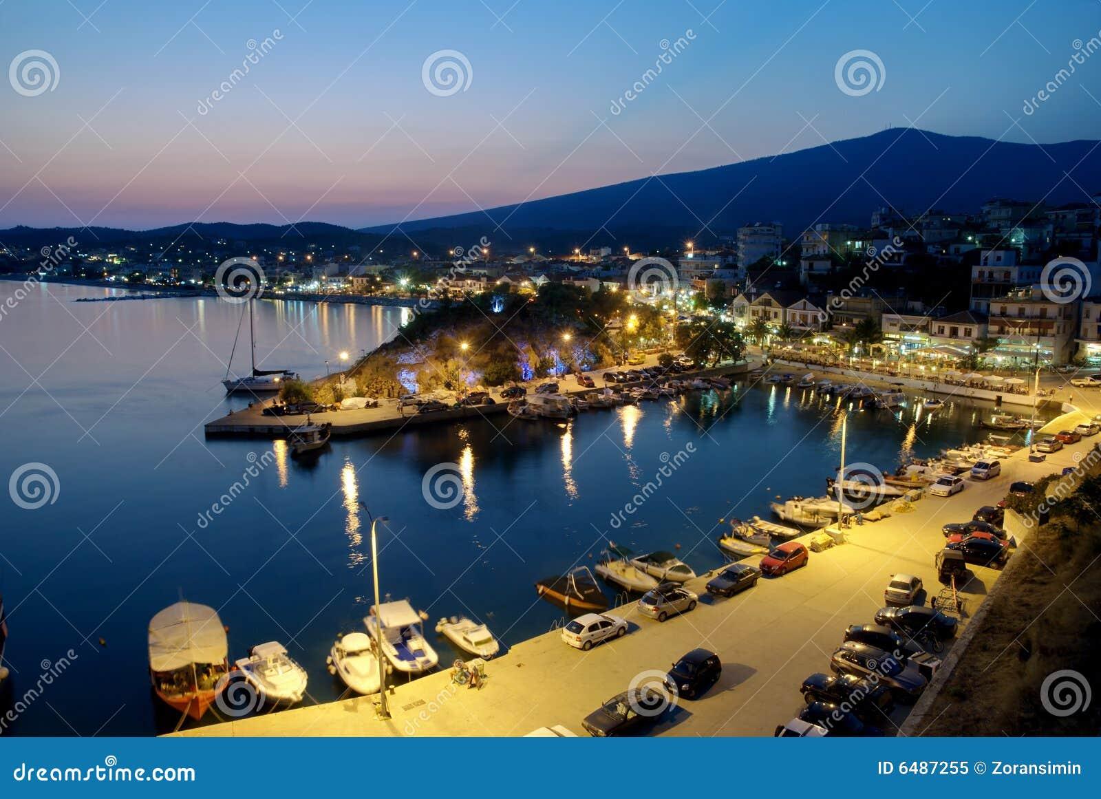 Limenaria,Thassos Royalty Free Stock Photo - Image: 6487255