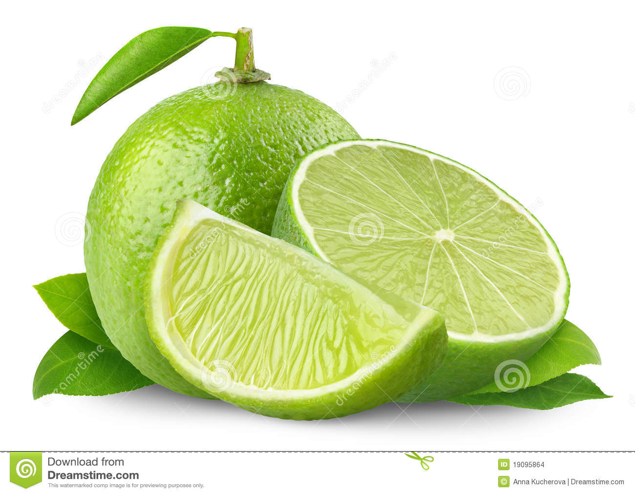 Isolated limes
