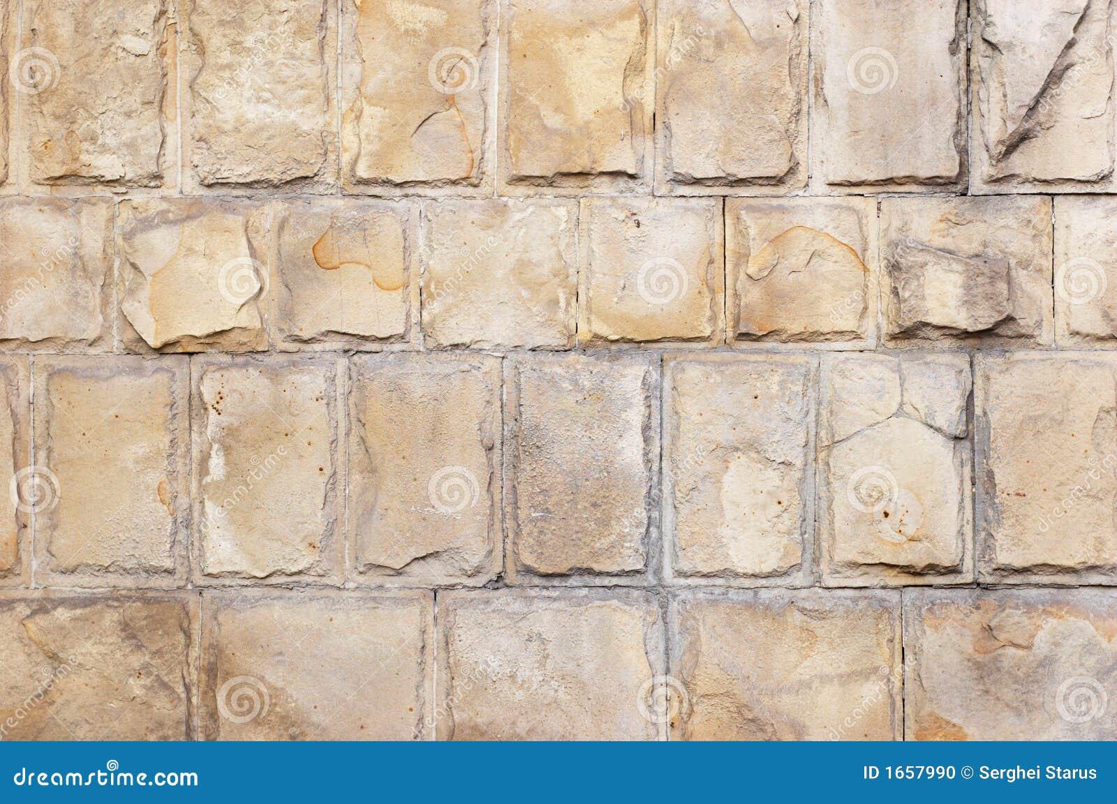 Limestone Bricks Background Stock Photo Image 1657990