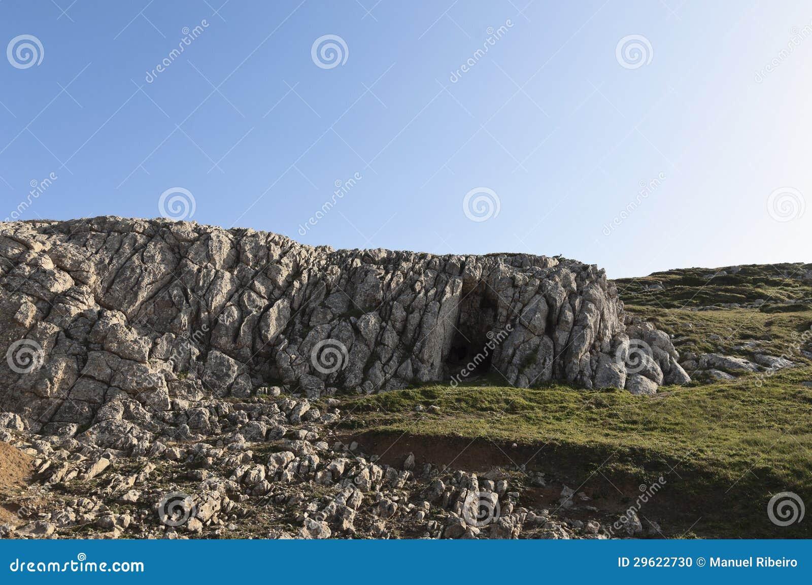 Limestone Formation Stock Photo - Image: 29622730