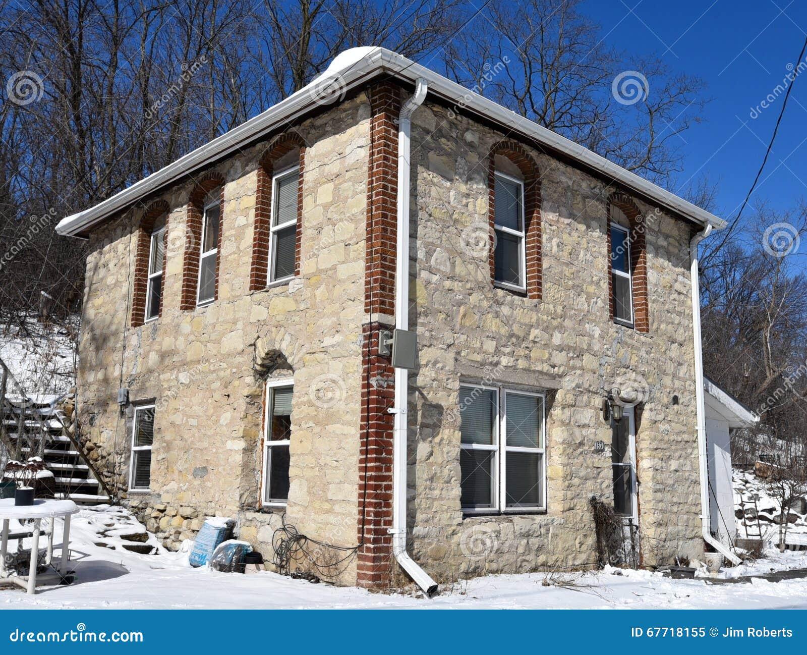 Limestone House Editorial Image Image 67718155