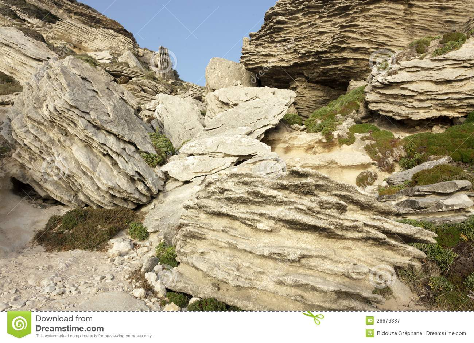 Limestone rocks royalty free stock photography image for Limestone landscape rock