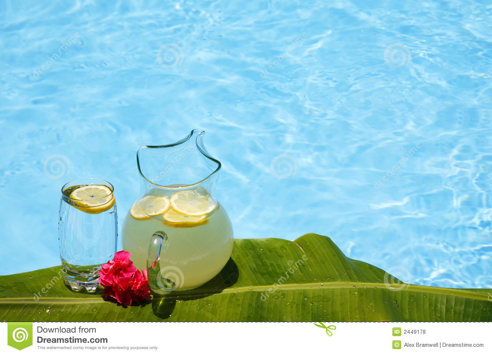 Limonada del verano