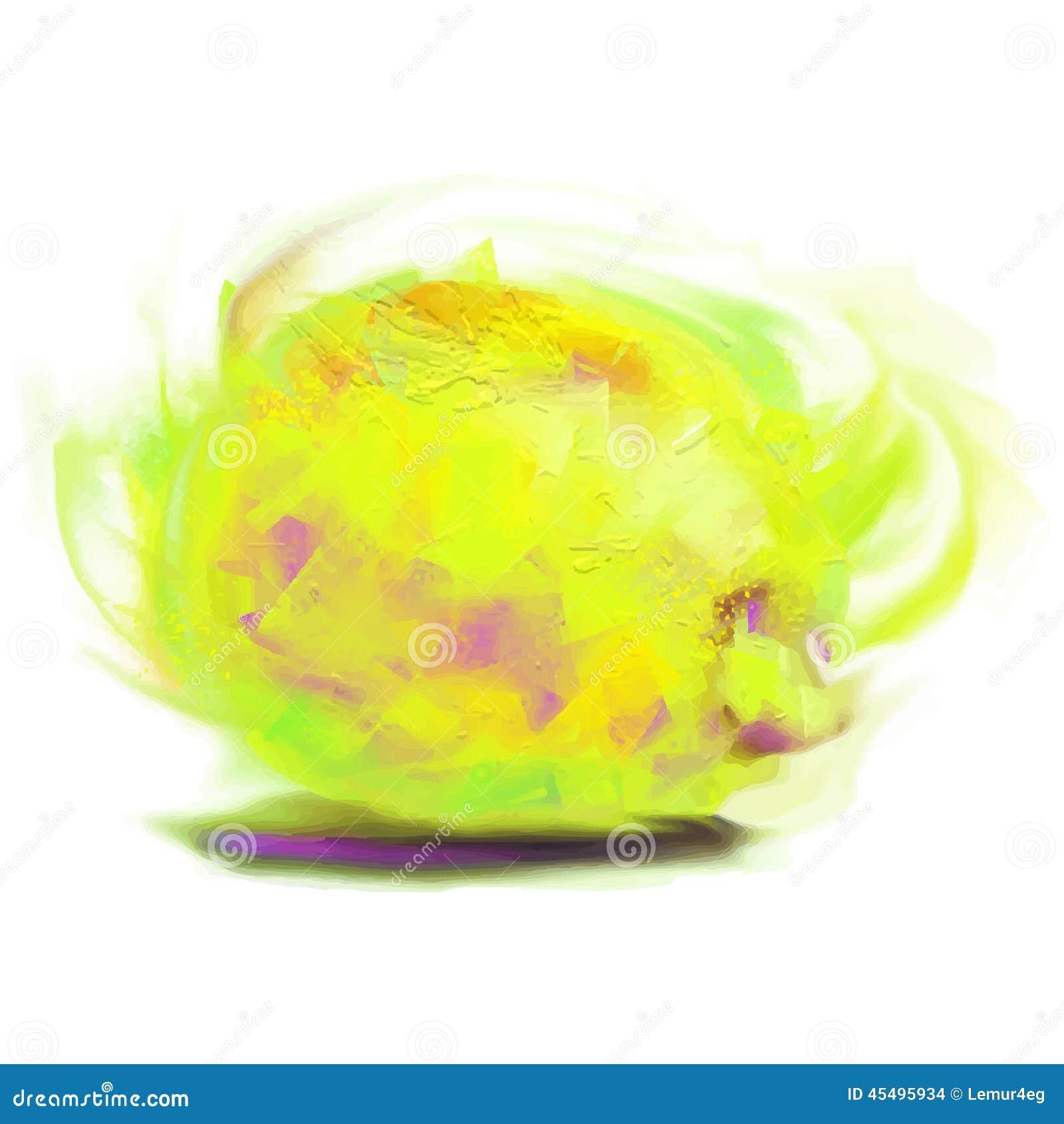 Limone del disegno
