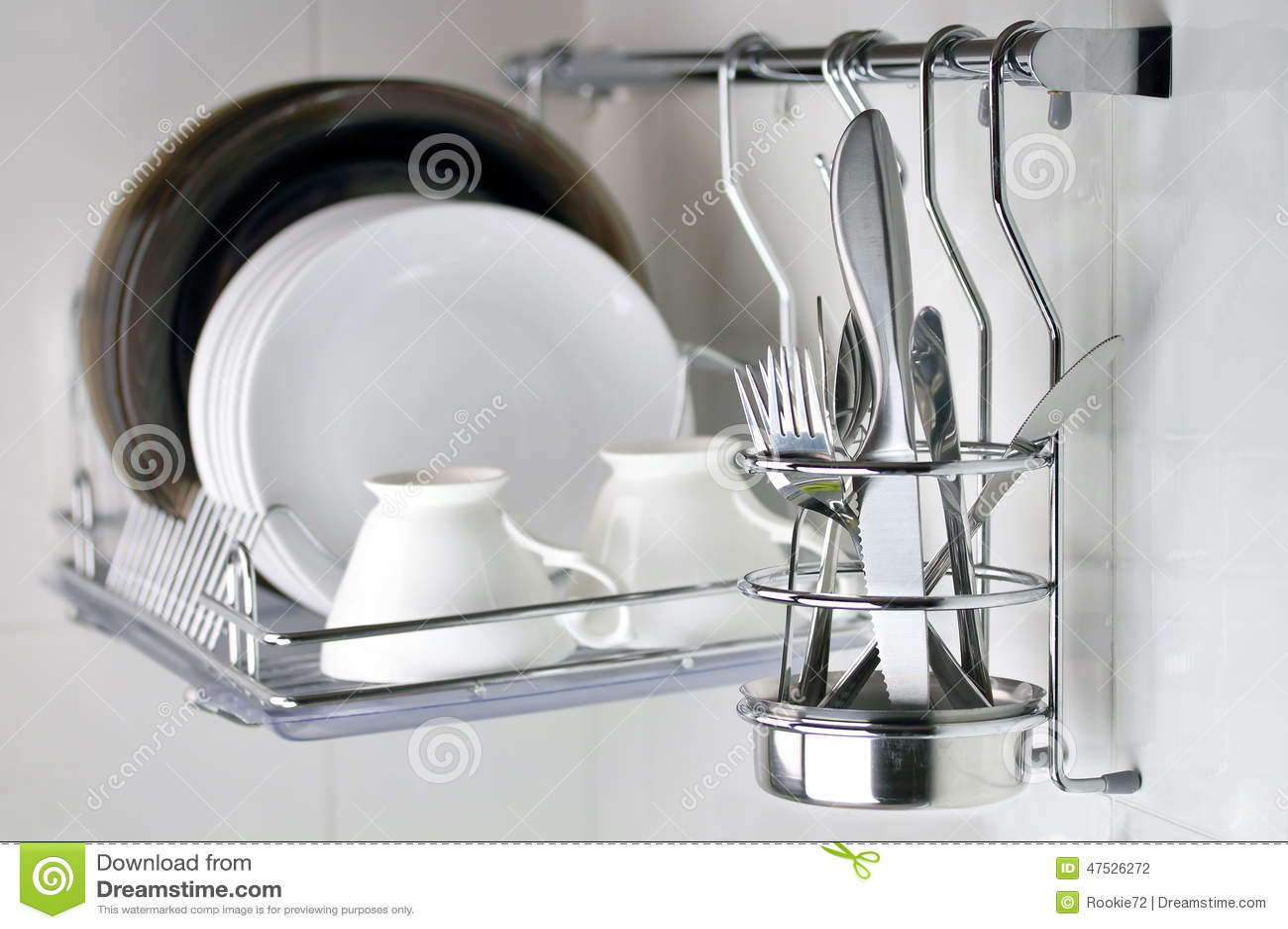 Limpe o Dishware