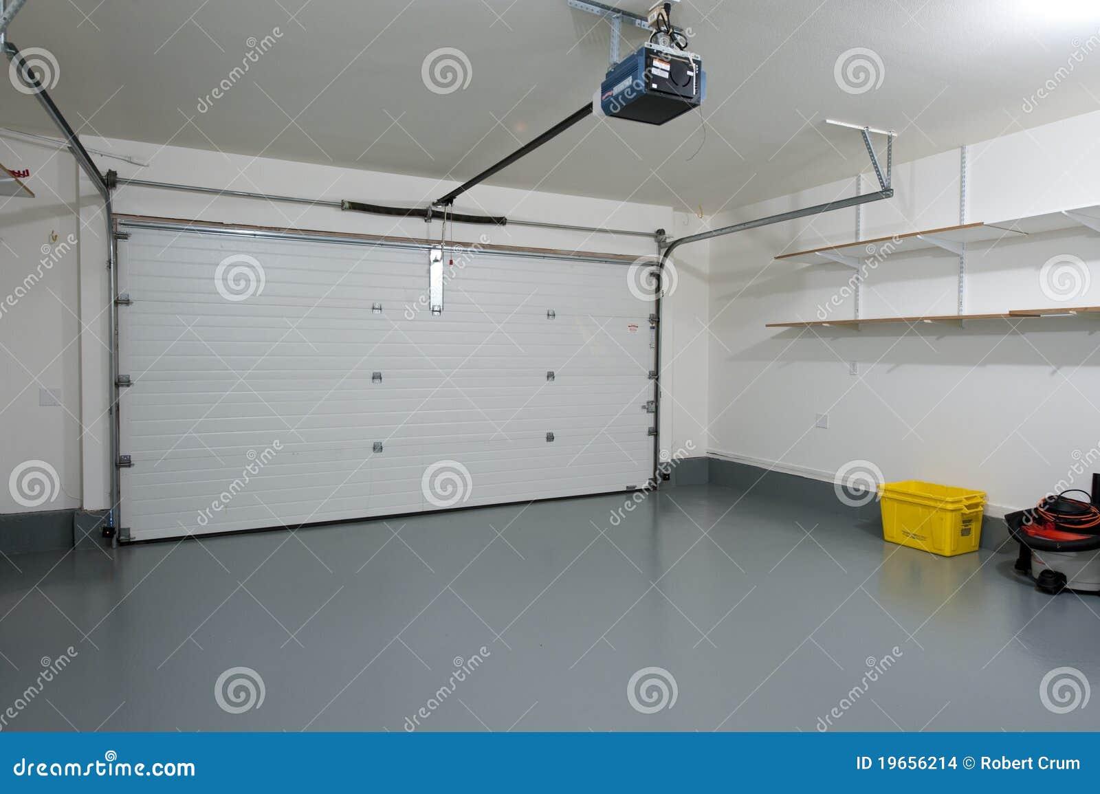 Limpie el garage