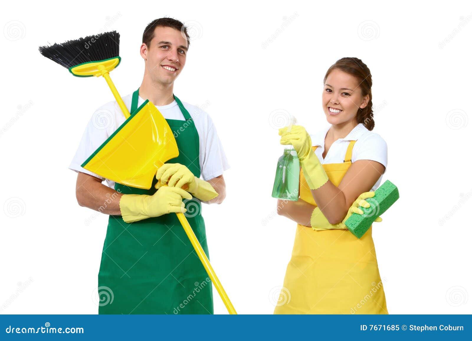 Limpieza del hombre y de la mujer