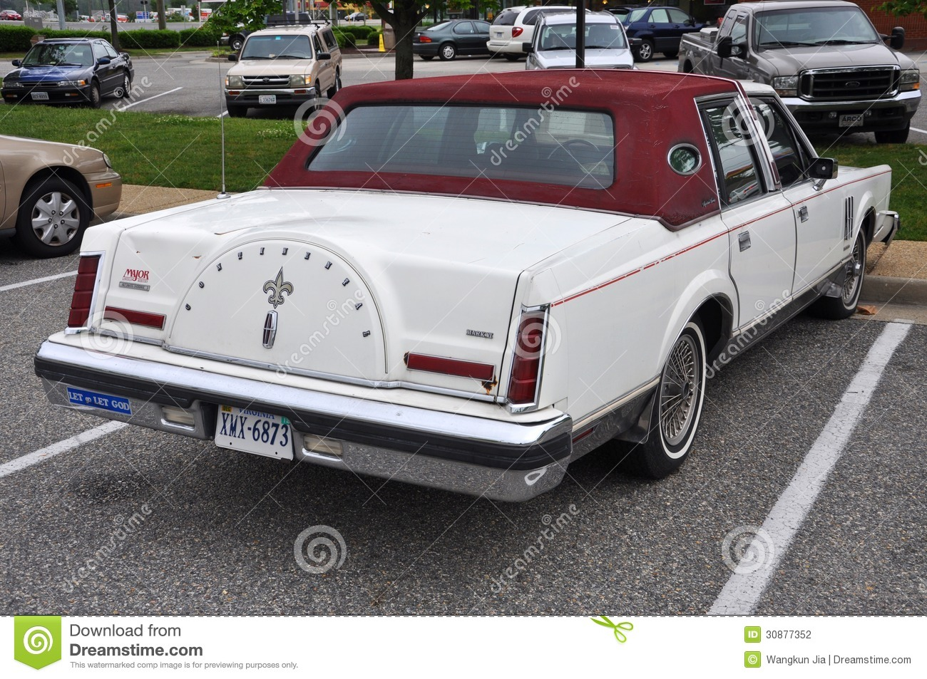 1980 lincoln continental mark vi editorial photography for Current ford motor co stock price