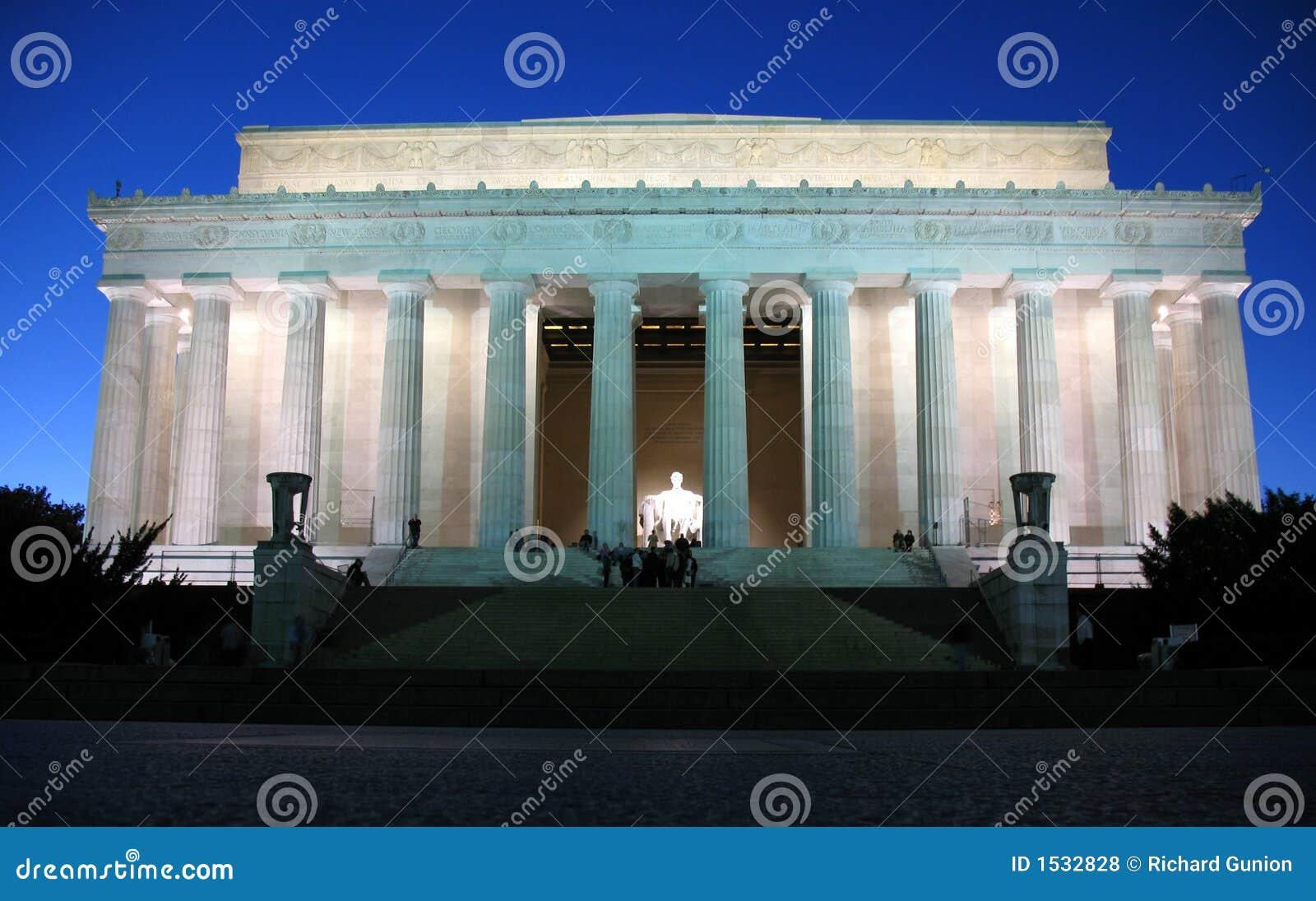 Lincoln Memorial Stock Photo Image Of Lincoln Civil