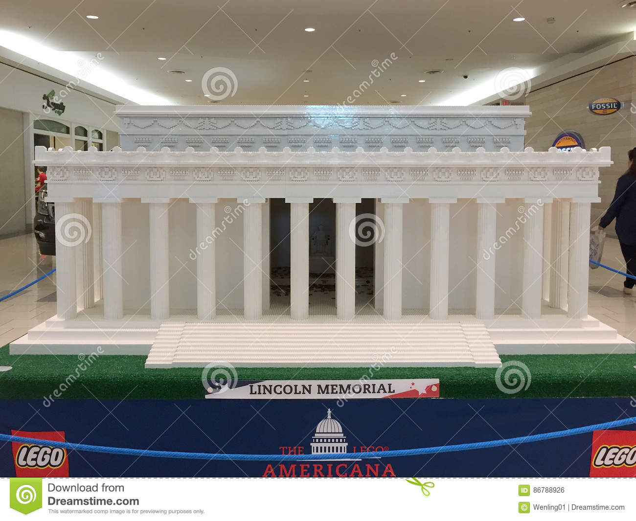 lego lincoln memorial instructions