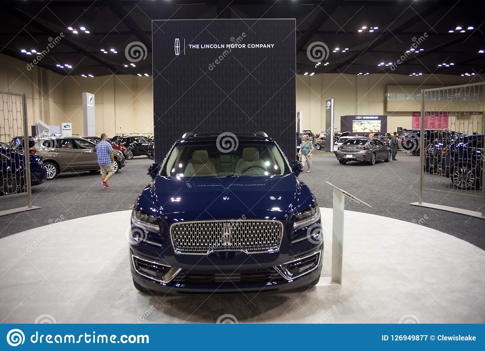 Lincoln Motor Company >> Lincoln Motor Company Nautilus Automobile Editorial