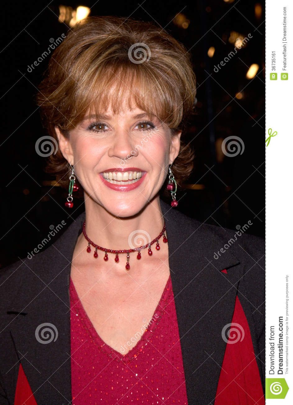 Actress LINDA BLAIR at the Los Angeles premiere of Cast Away ...