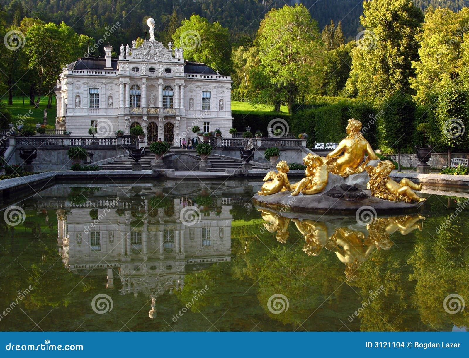 Linderhof Palace 04, Germany