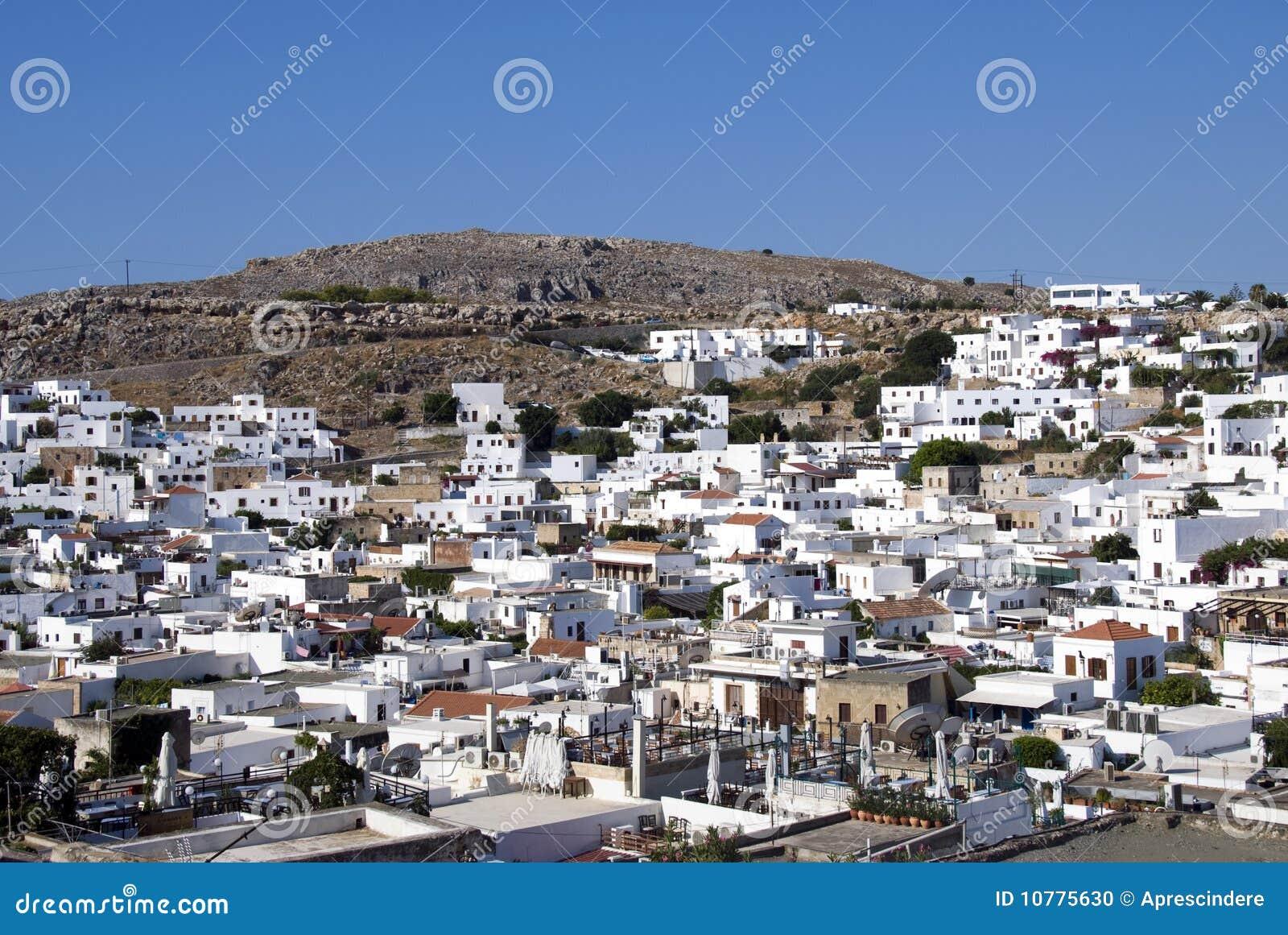 Lindos - Griekenland