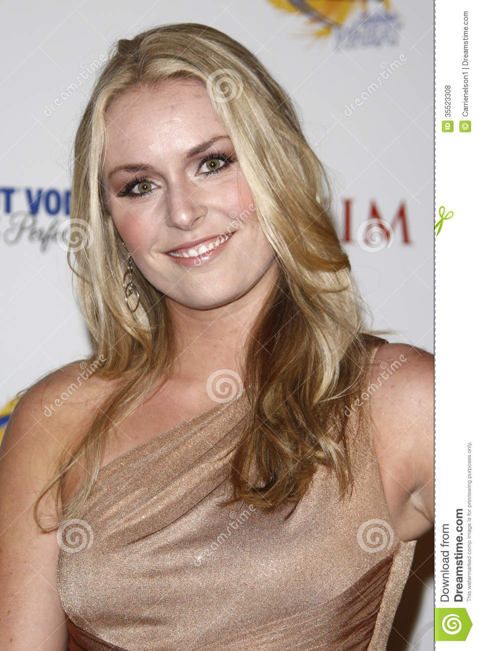 <b>Lindsey Vonn</b> Photo stock éditorial - lindsey-vonn-35523308