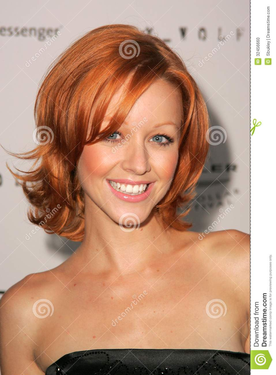Lindy Booth Editorial Image Image 32456660