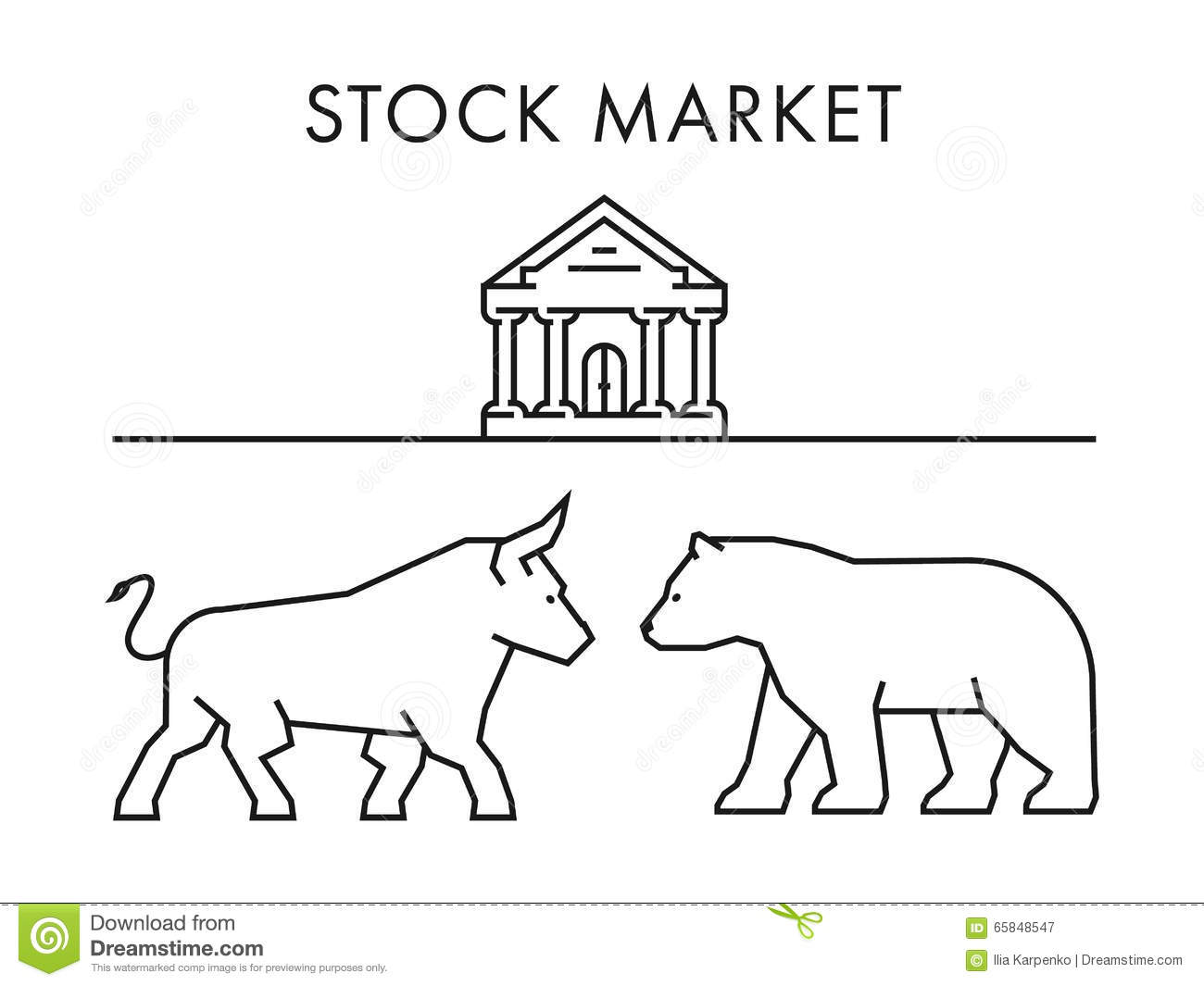 wall street cartoons