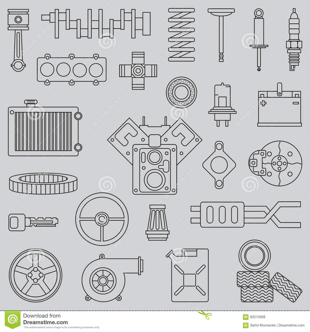 Famous Boiler Diagram Tiny Pot Diagram Regular Hss Wiring Electric Guitar Wire Youthful 2 Humbuckers 1 Volume 1 Tone 3 Way Switch OrangeTsb Automotive Line Flat Vector Icon Car Parts Set With Undercarriage End ..