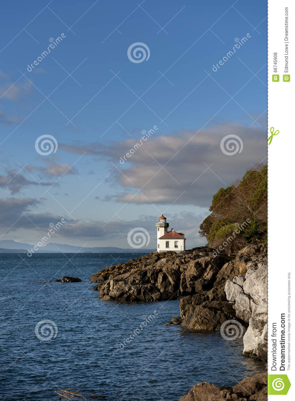 Line House Located In London: Line Kiln Lighthouse Stock Photo. Image Of Rocks, House