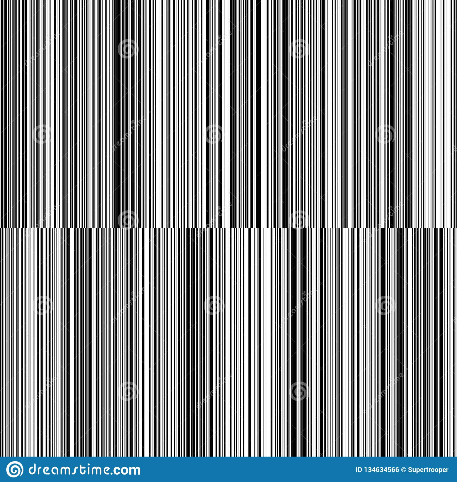 Line variable thickness black and white vertical lines background