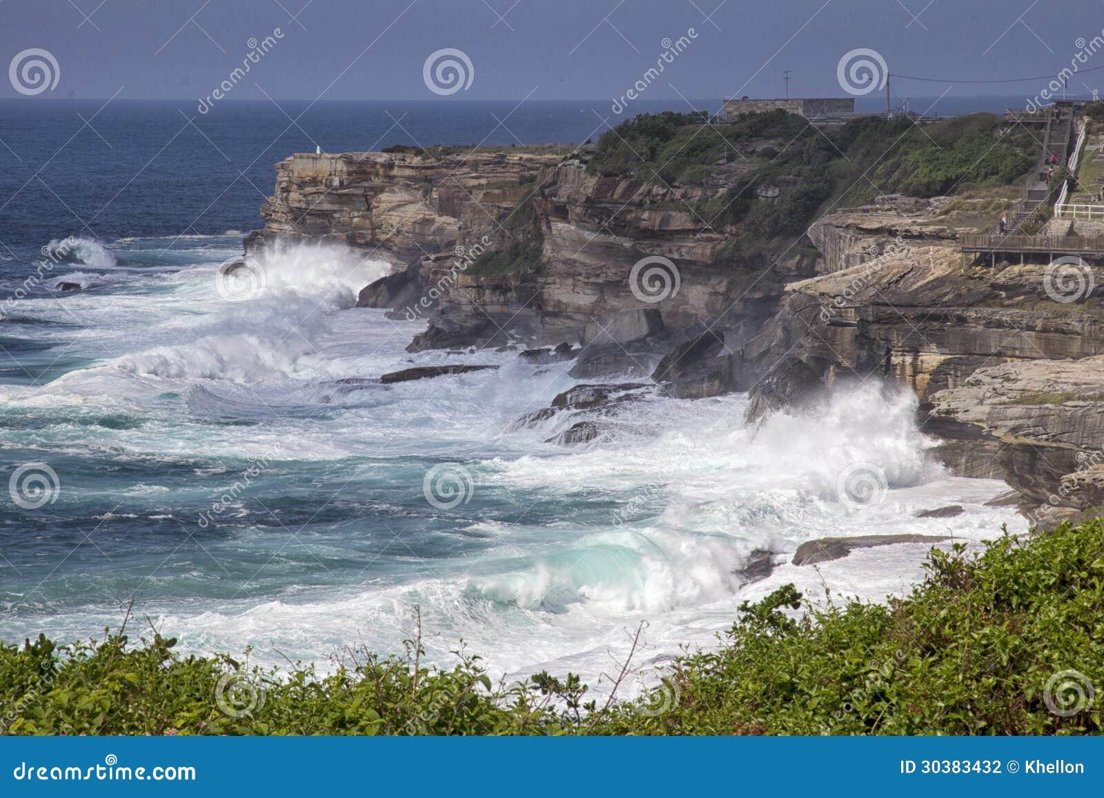 Linea costiera del Nuovo Galles del Sud