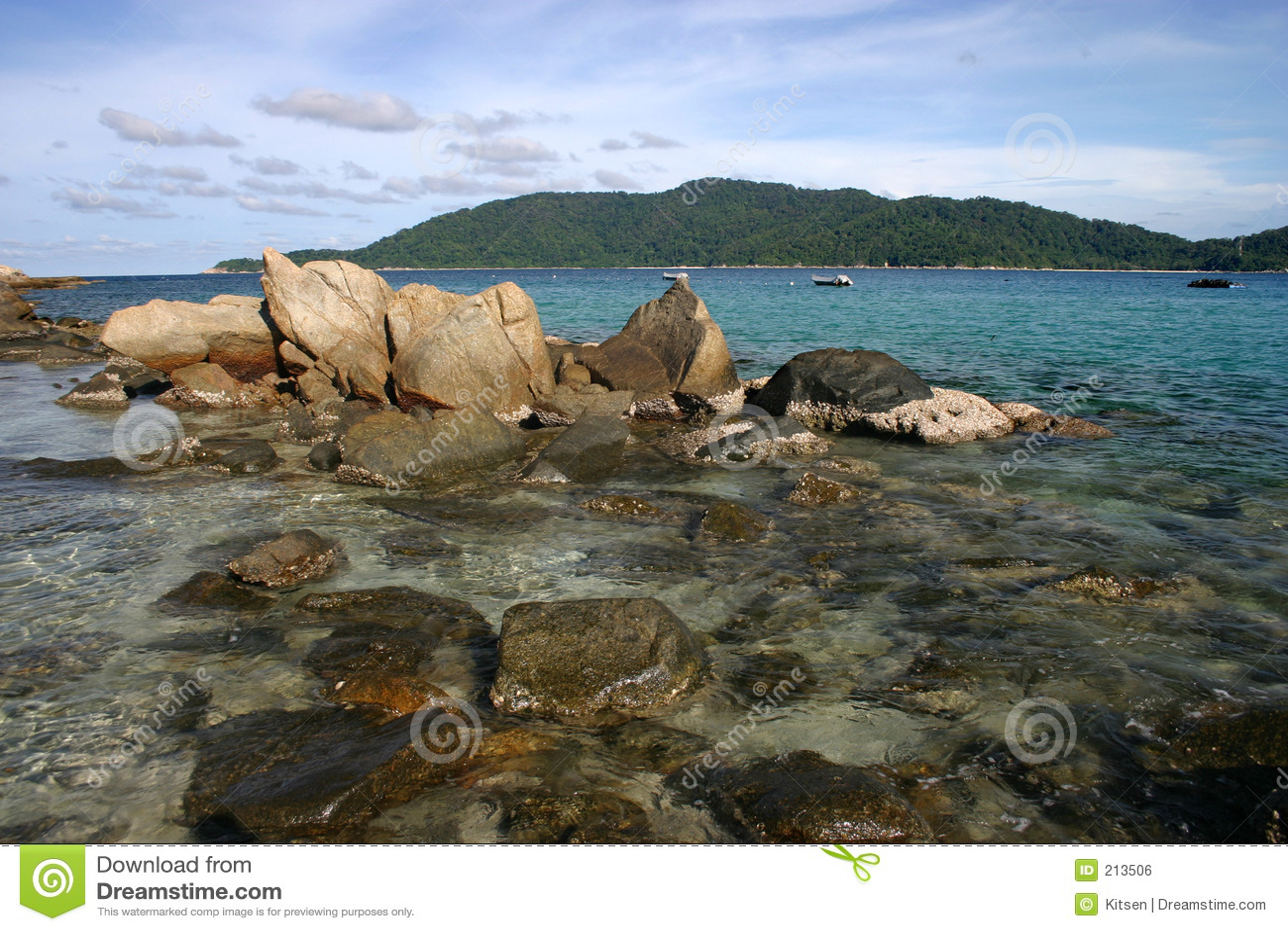 Linea costiera rocciosa