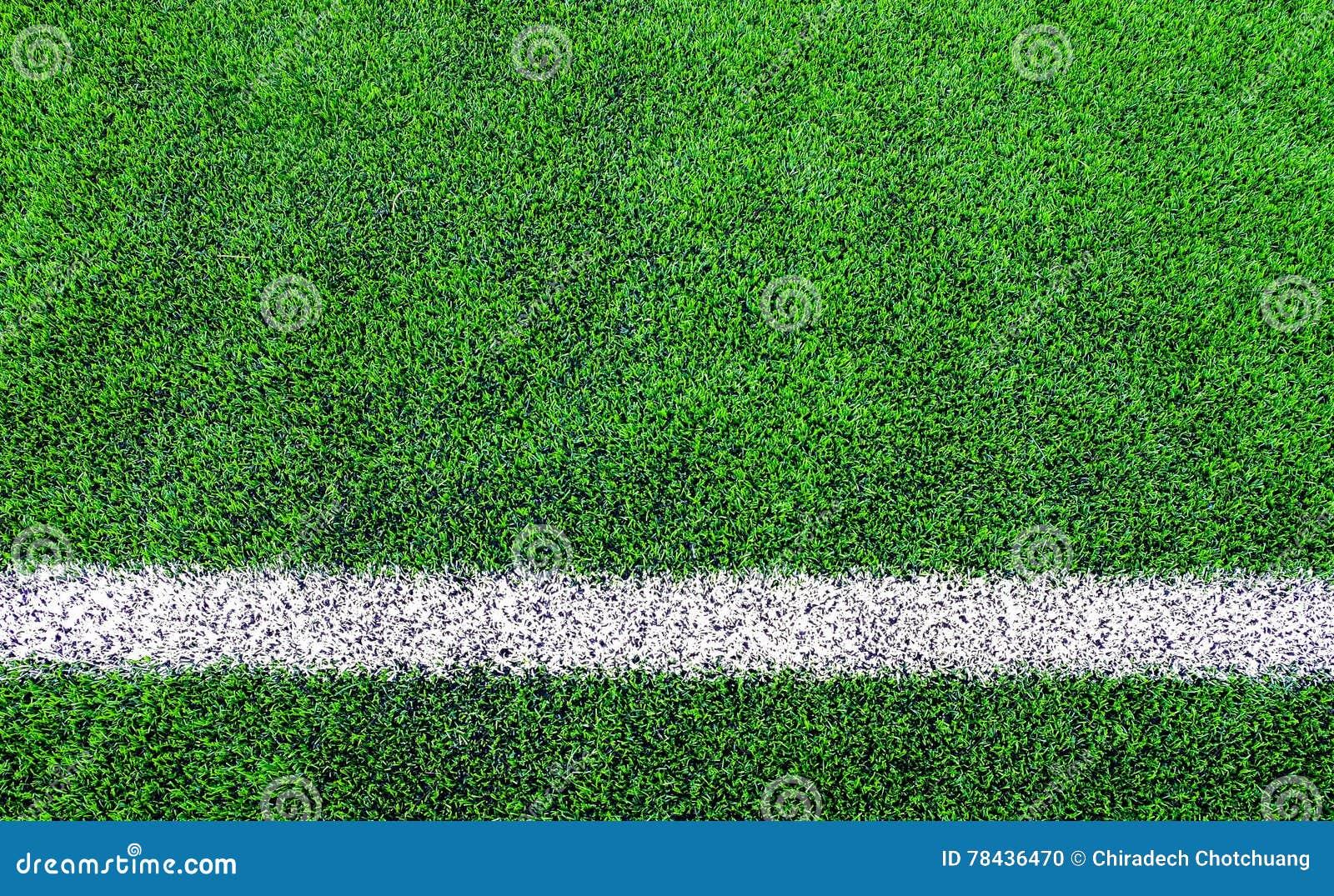 Linea lati di calcio artificiale dell erba & di x28; soccer& x29; campo