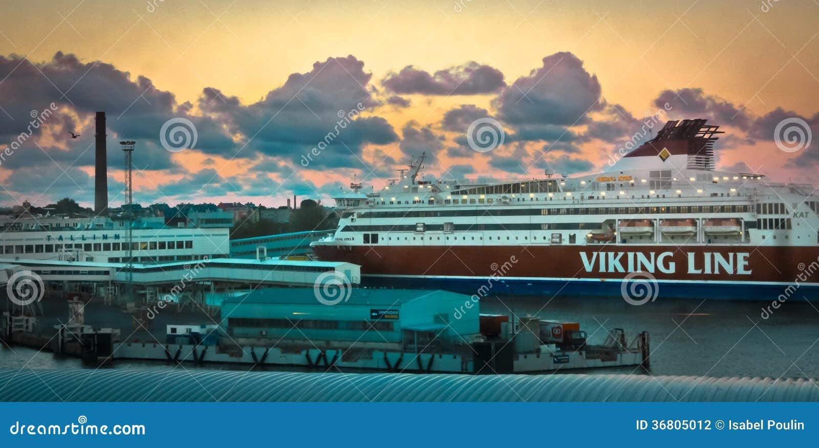 Linea nave da crociera di Viking
