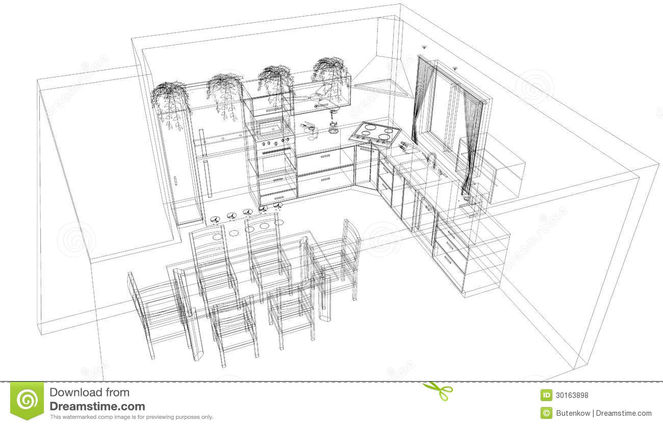 Apartment plan royalty free stock photos image 30163898 for Apartment stock plans