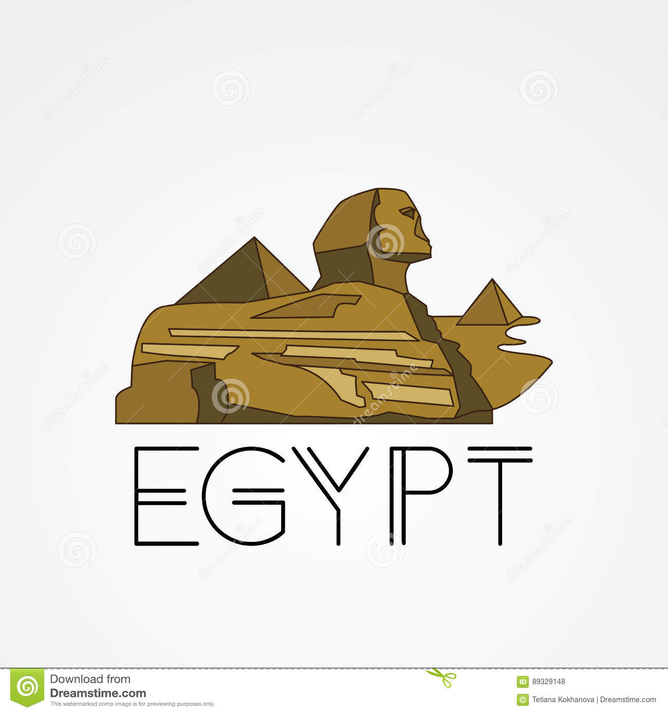 Linear pyramid and sphinx the symbols of cairo welcome to egypt linear pyramid and sphinx the symbols of cairo welcome to egypt concept biocorpaavc Gallery