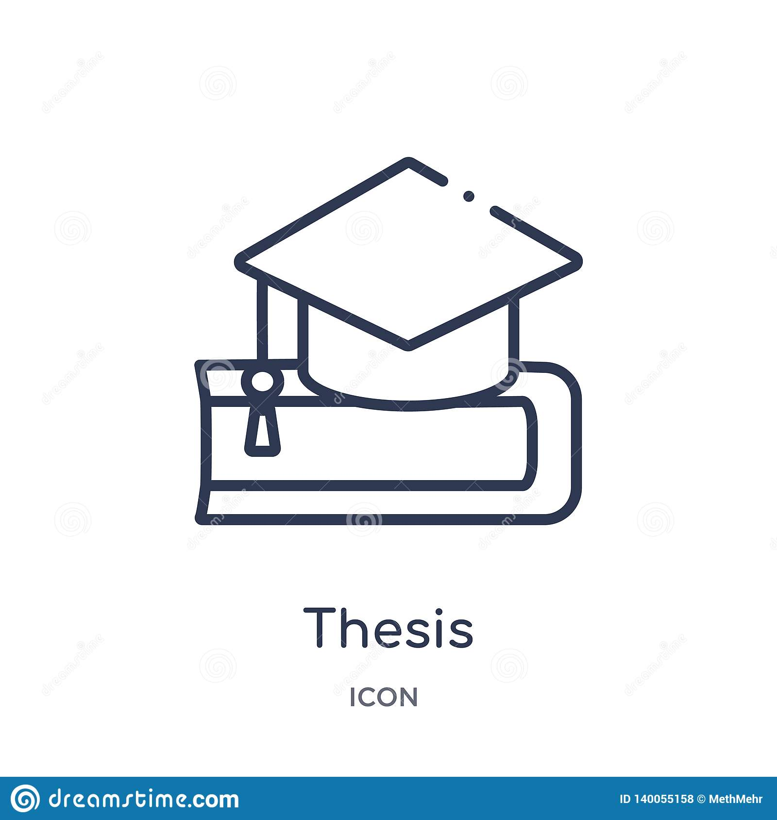 Thesis linear how to write a letter of commiseration