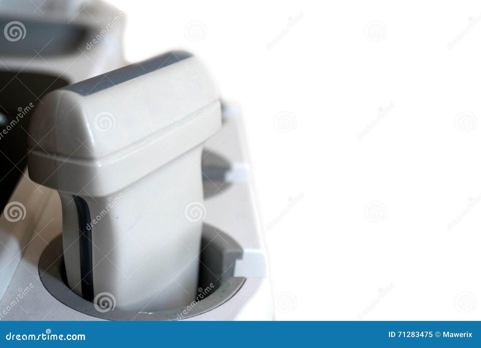 Linear ultrasound probe