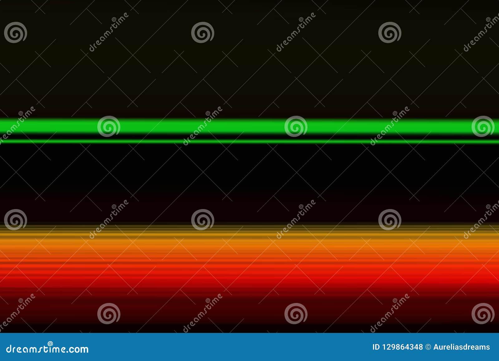 Lineas horizontales brillantes fondo del extracto olorful del ¡de Ð