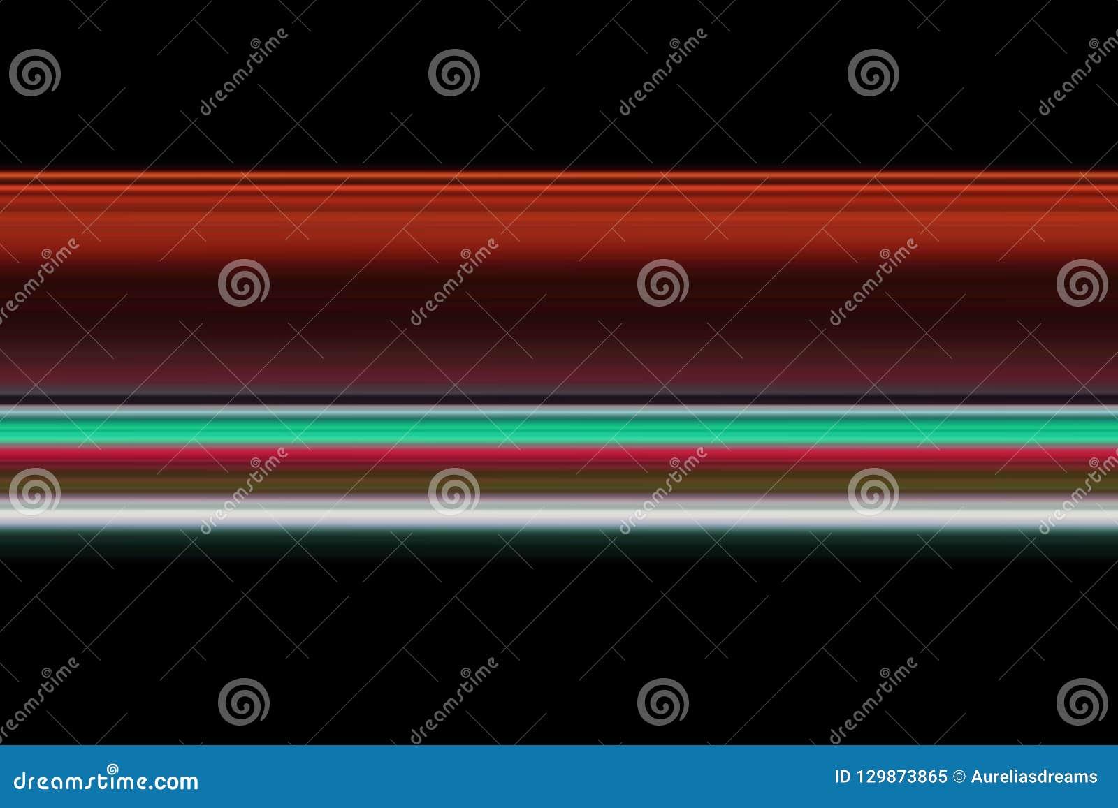 Lineas horizontales brillantes fondo, textura del extracto olorful del ¡de Ð
