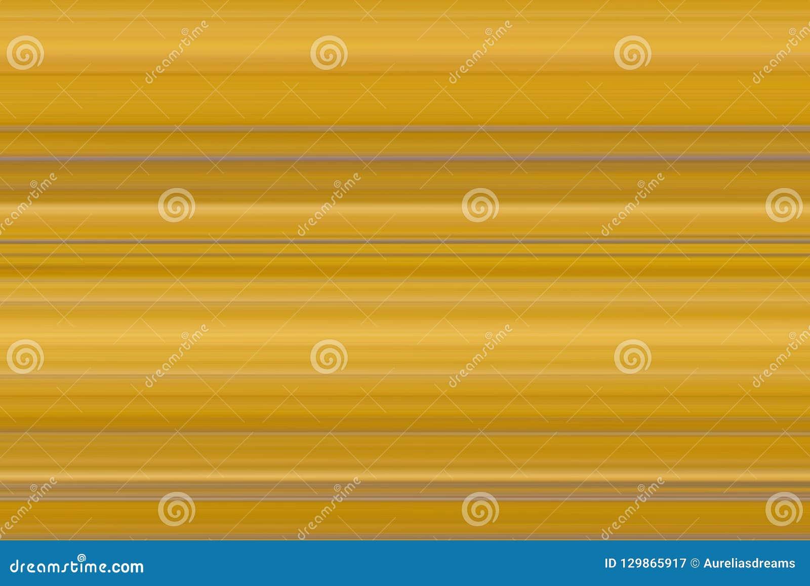 Lineas horizontales brillantes fondo, textura del extracto olorful del ¡de Ð en tonos amarillos