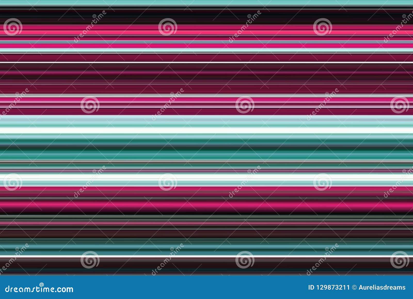 Lineas horizontales brillantes fondo, textura del extracto olorful del ¡de Ð en tonos púrpuras