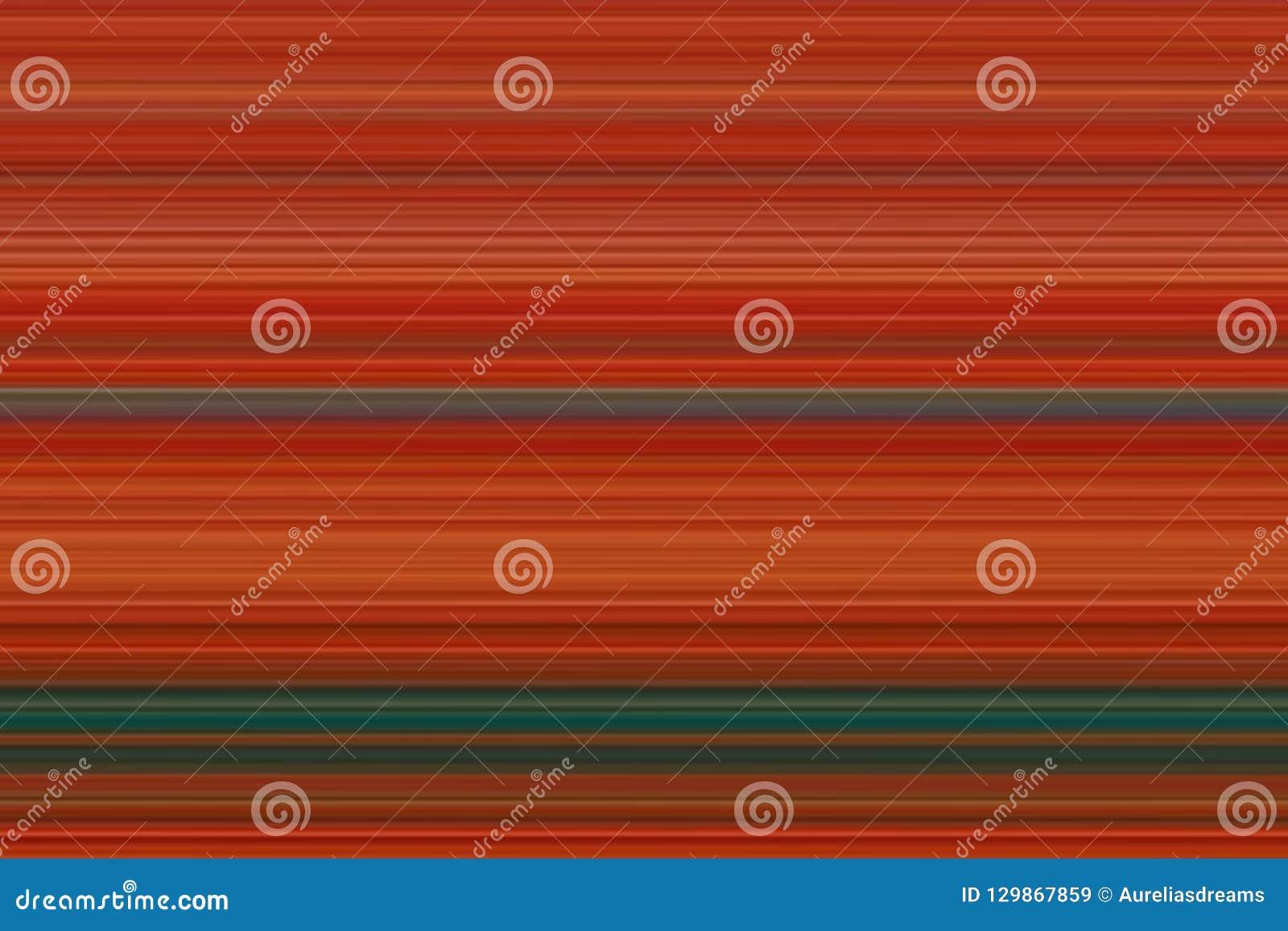 Lineas horizontales brillantes fondo, textura del extracto olorful del ¡de Ð en tonos rojos y verdes