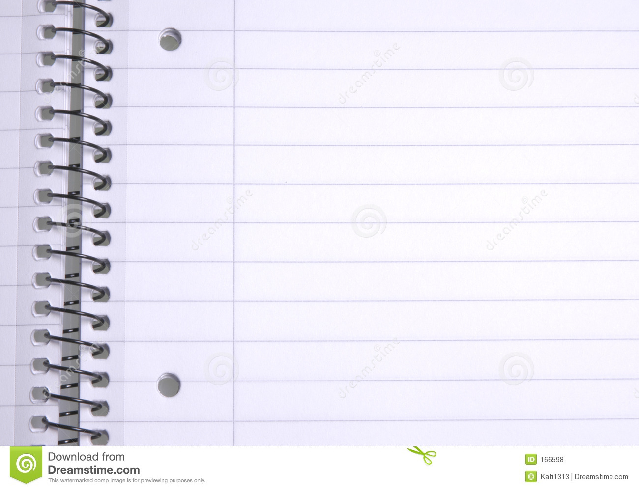 Lined Paper  Download Lined Paper