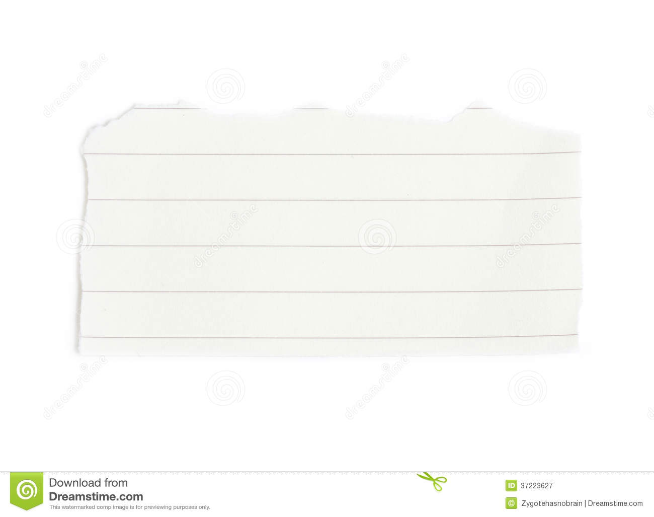 journal lined paper