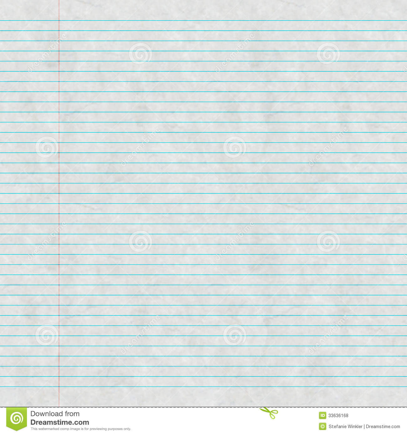 lined writing pad royalty free stock photos