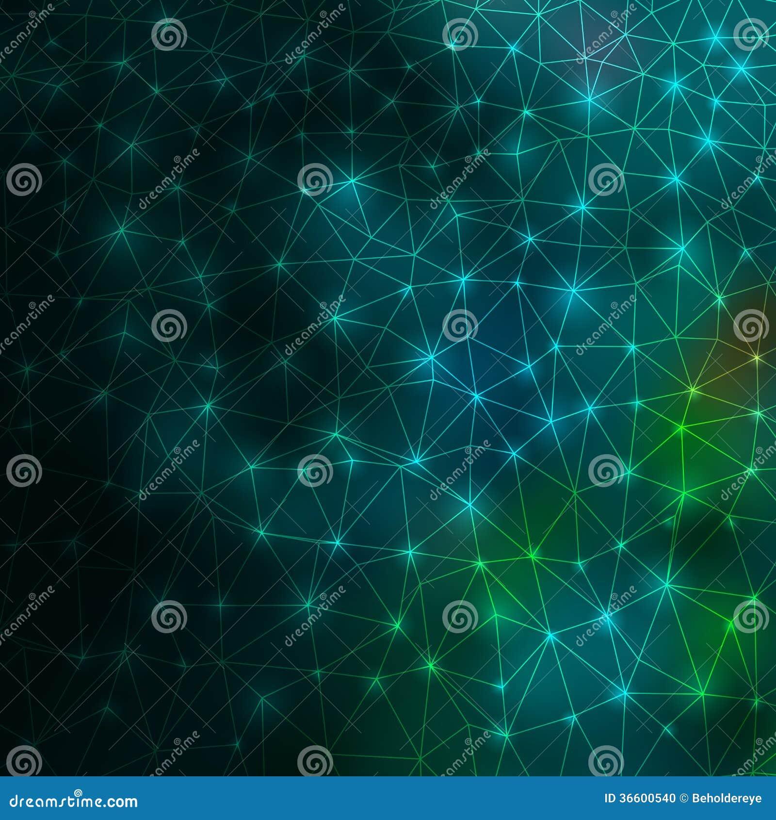 Linee geometriche astratte 3d moderne. ENV 10