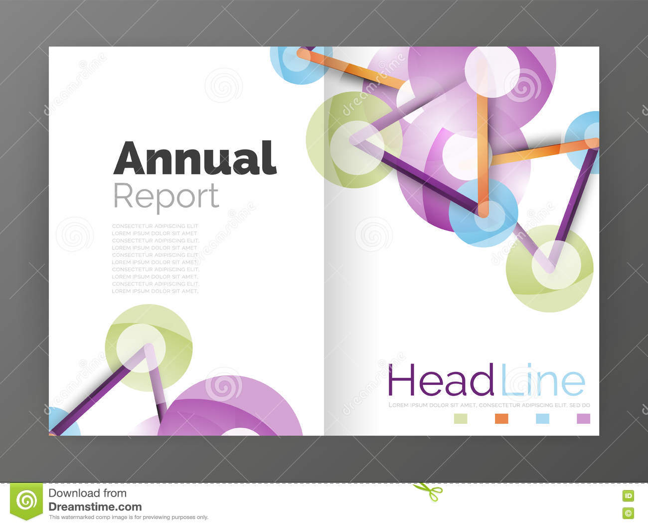 Doc758491 Business Annual Report Template Report Template – Business Annual Report Template