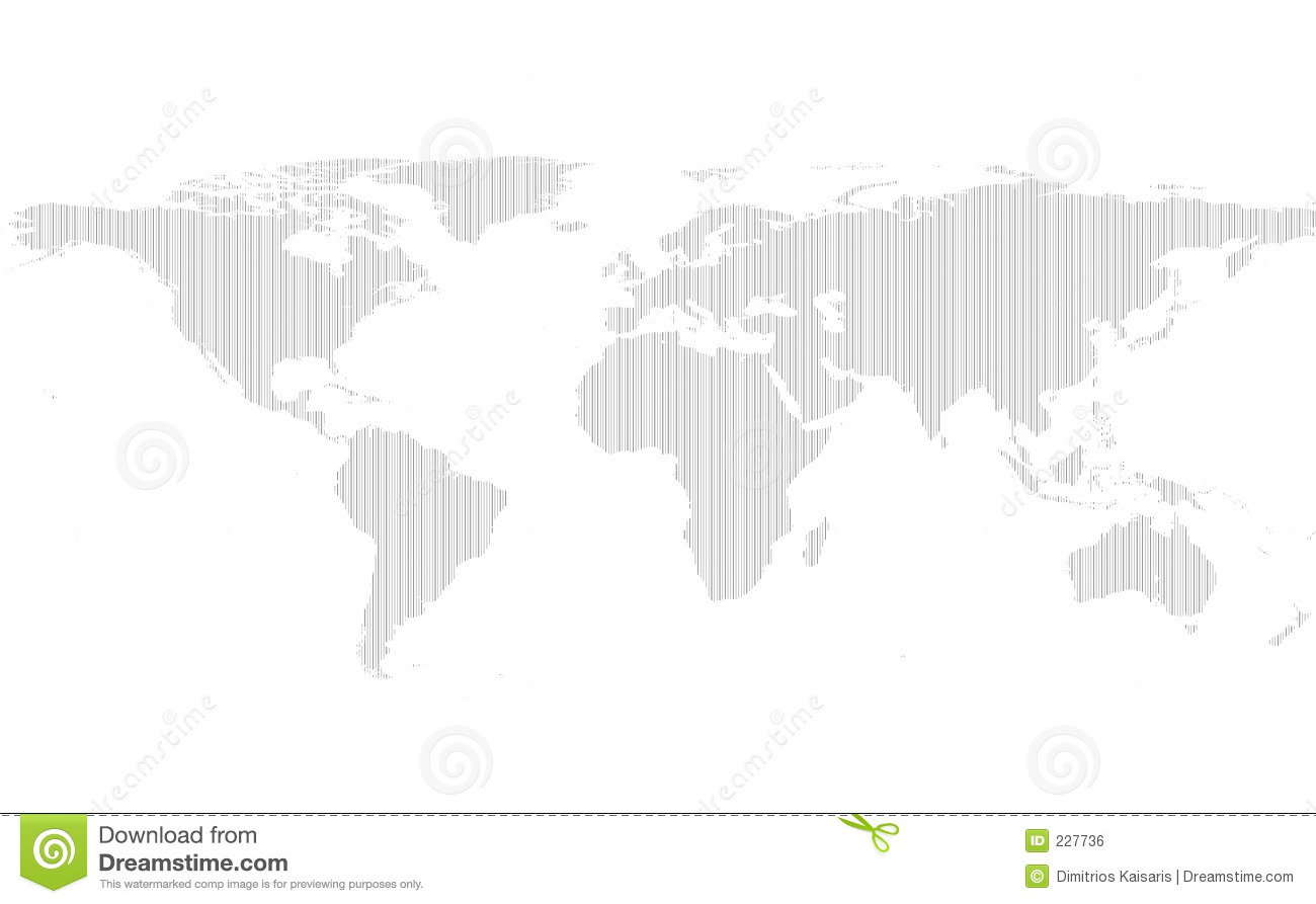 Lines world map stock illustration illustration of illustration lines world map gumiabroncs Choice Image