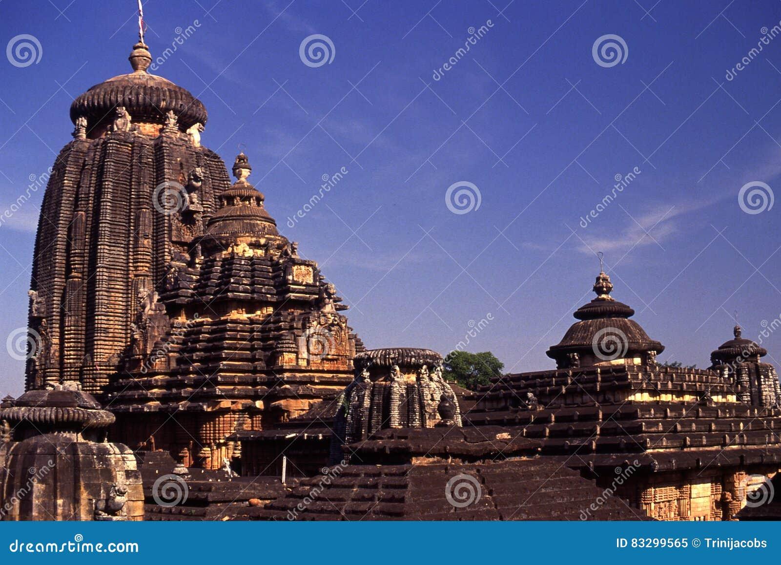 Lingaraja świątynia, Bhubaneswar, India