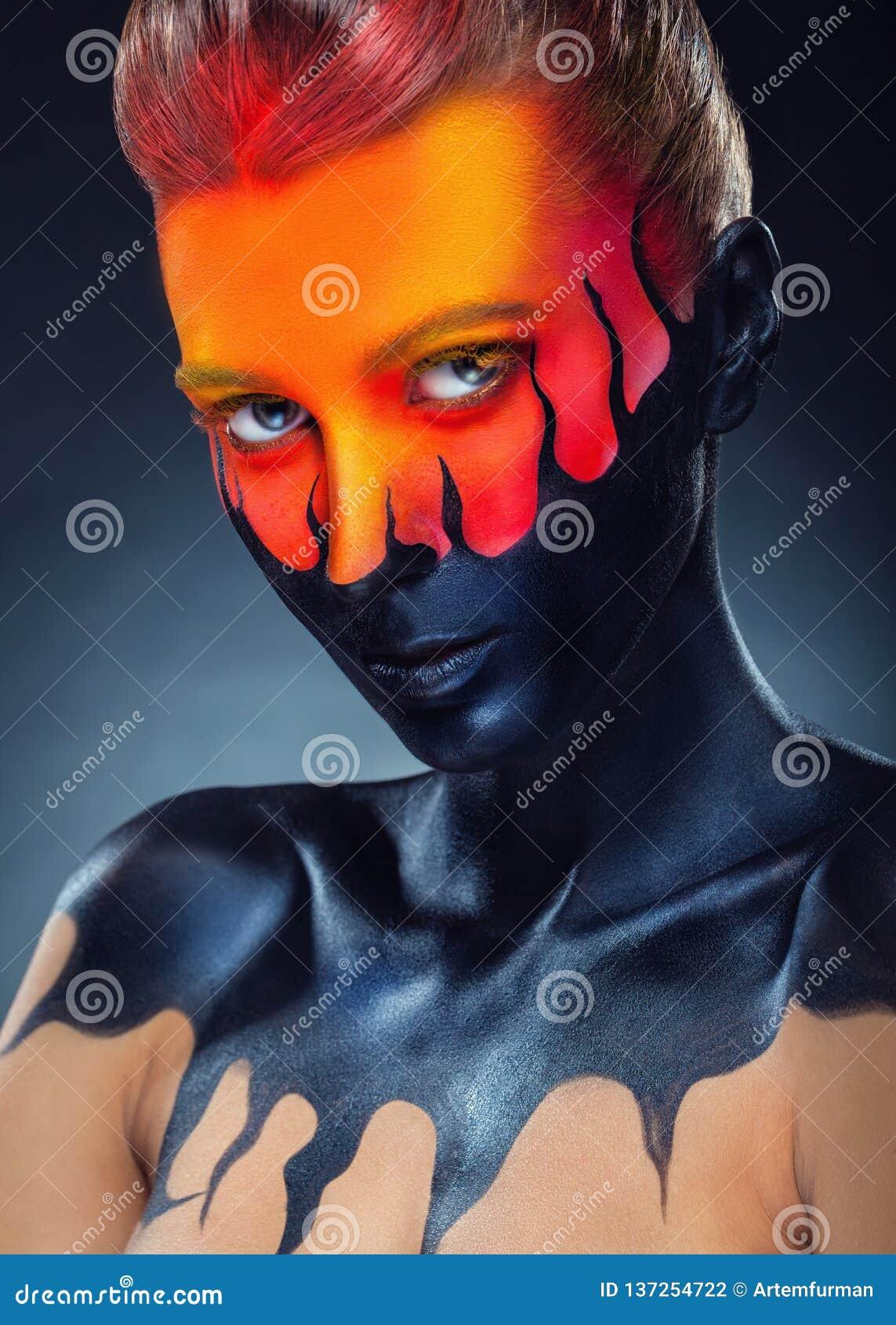 Lingue nere della fiamma