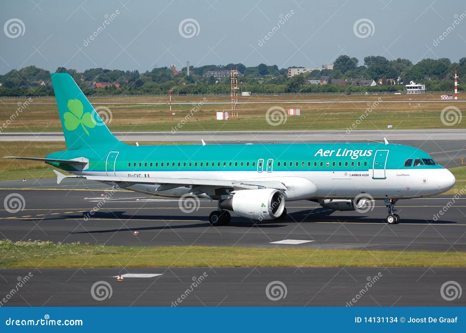 Lingus airbus 320 aer